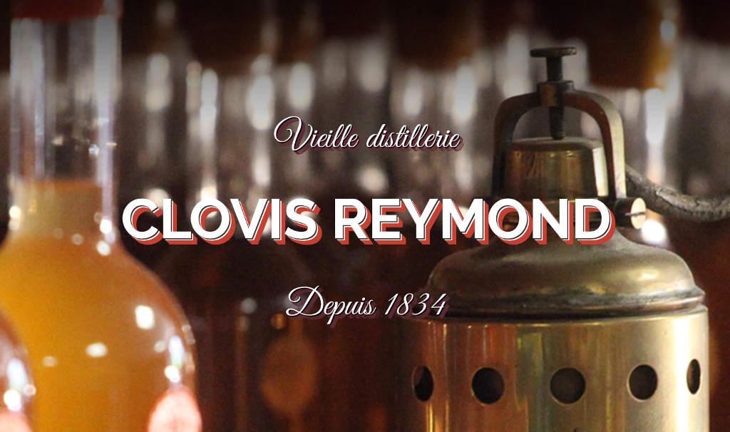 Clovis Reymond, la distillerie du XVIIIéme siècle - Domaine de l'Ô