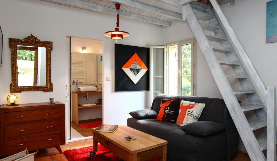 Duplex Indépendant - Luxe et Design - Domaine de l'Ô - Gîte - Chambre d'hôte - Périgord