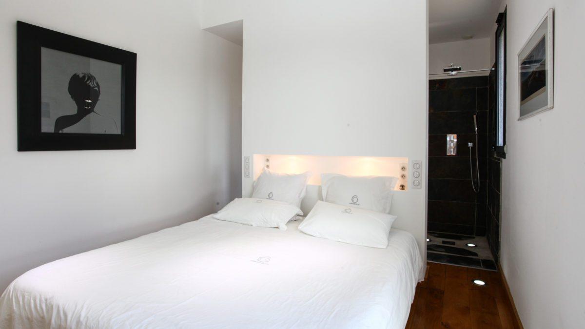 Loft Orizon - Chambre -Luxe et Design - Domaine de l'Ô - Gîte - Chambre d'hôte - Périgord