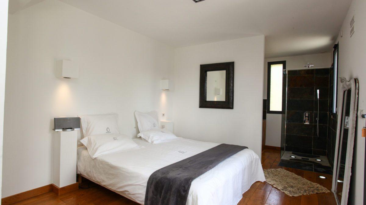 Loft Ôvebas - Chambre 2 - Luxe et Design - Domaine de l'Ô - Gîte - Chambre d'hôte - Périgord