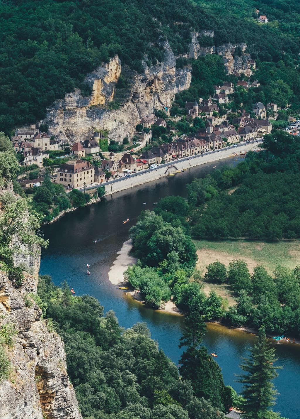 Découvrir la Dordogne en séjournant au Domaine de L'Ô