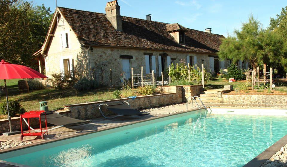 Gîte-Chambre d'hôte-Maison-d'hôte-Périgord Dordogne - Ferme Longère