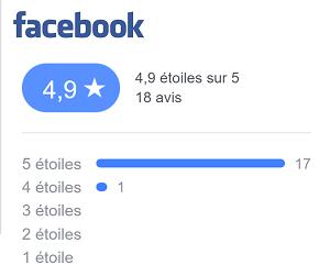 Domaine de l'Ô - Gîte Périgord - Avis Facebook