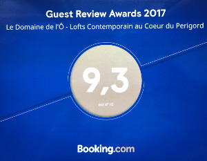 Domaine de LÔ - Booking Guest Award